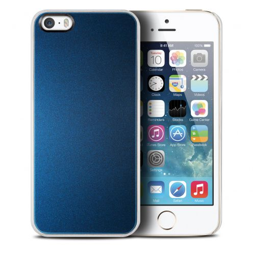 Qdos® Smoothies Racing Case Blue for iPhone 5/5S