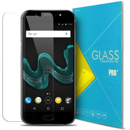 Glass Pro+ Ultra HD 9H 0.33mm Tempered Glass Screen Protector for Wiko Wim
