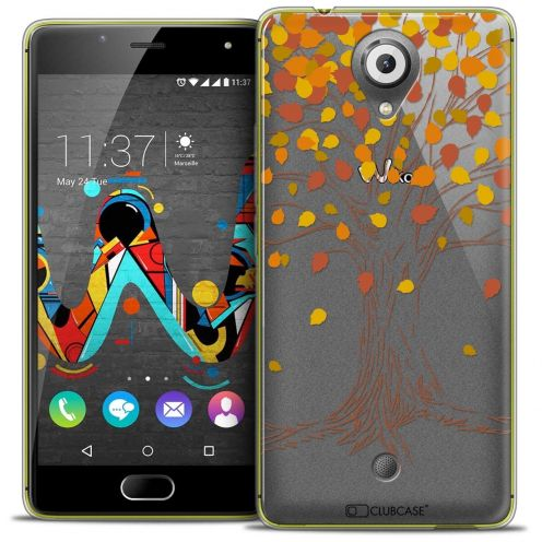 "Coque Crystal Gel Wiko U Feel (5"") Extra Fine Autumn 16 - Tree"