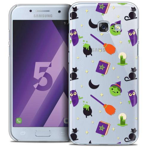 Extra Slim Crystal Samsung Galaxy A5 2017 (A520) Case Halloween Witch Potter