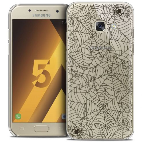 Coque Crystal Samsung Galaxy A5 2017 (A520) Extra Fine Halloween - Spooky Spider