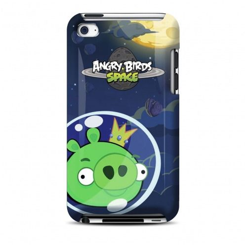 Angry Birds Space Gear4® King Pig Case for iPod Touch 4