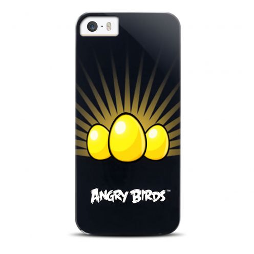 Angry Birds Gear4® Yellow Eggs Case for iPhone 5/5S