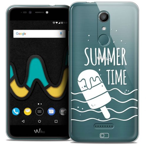 "Coque Crystal Gel Wiko U Pulse LITE (5.2"") Extra Fine Summer - Summer Time"