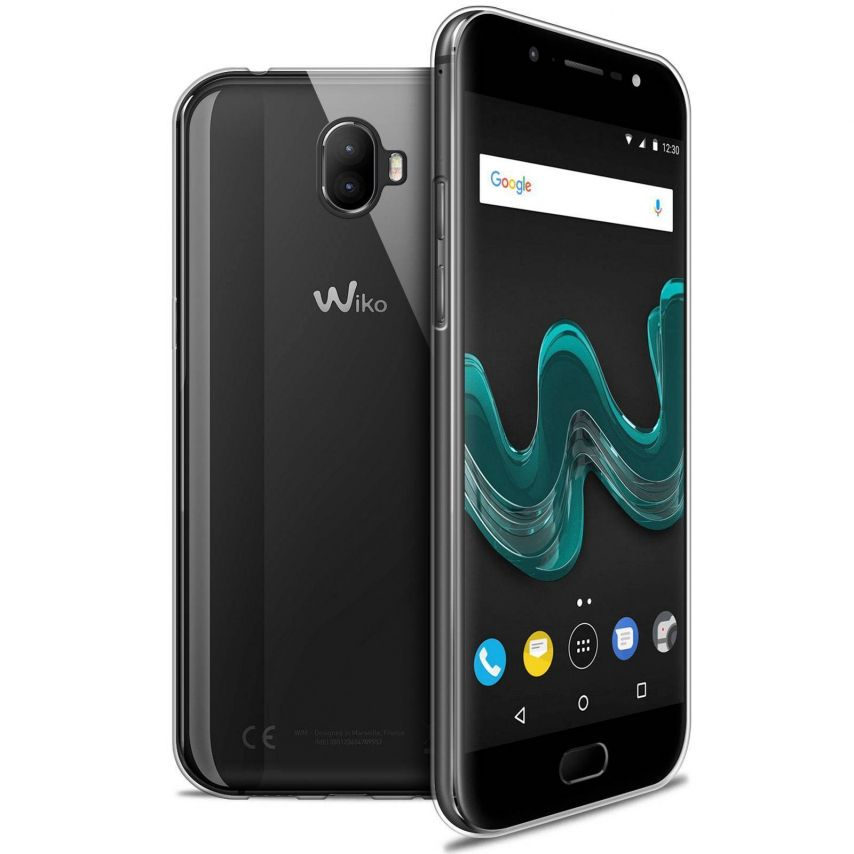 """Coque Wiko Wim (5.5"""") Extra Fine Souple Crystal Clear"""