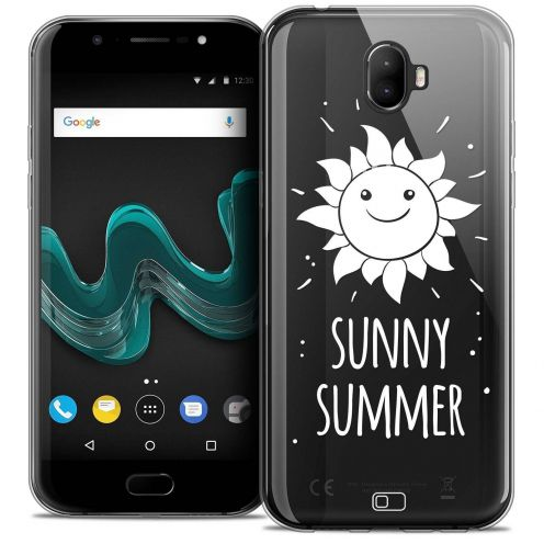 "Coque Crystal Gel Wiko Wim (5.5"") Extra Fine Summer - Sunny Summer"