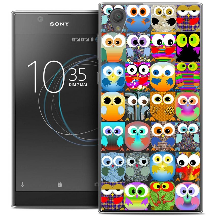 """Coque Crystal Gel Sony Xperia L1 (5.5"""") Extra Fine Claude - Hibous"""