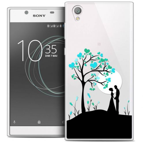 "Coque Crystal Gel Sony Xperia L1 (5.5"") Extra Fine Love - Sous l'arbre"