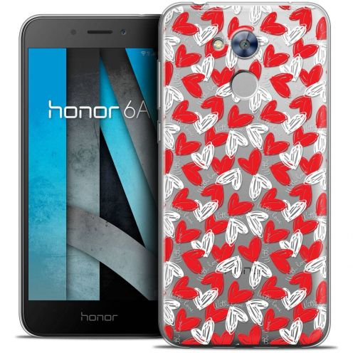 """Coque Crystal Gel Huawei Honor 6A (5"""") Extra Fine Love - With Love"""