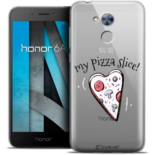 """Coque Crystal Gel Huawei Honor 6A (5"""") Extra Fine Love - My Pizza Slice"""