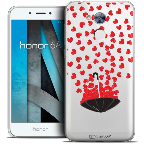 """Coque Crystal Gel Huawei Honor 6A (5"""") Extra Fine Love - Parapluie d'Amour"""