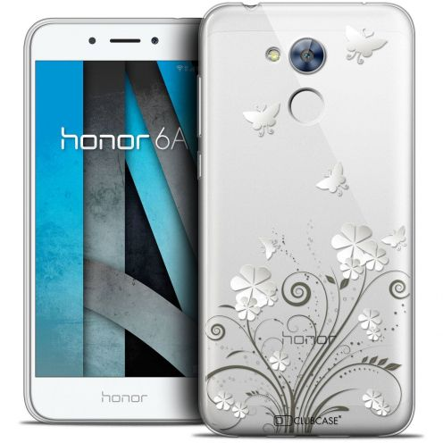 "Coque Crystal Gel Huawei Honor 6A (5"") Extra Fine Summer - Papillons"