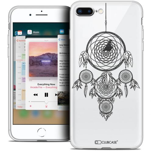 "Coque Crystal Gel Apple iPhone 8 Plus (5.5"") Extra Fine Dreamy - Attrape Rêves NB"