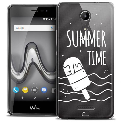 "Extra Slim Crystal Gel Wiko Tommy 2 (5"") Case Summer Summer Time"
