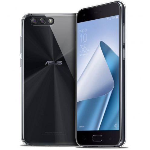 "Coque Asus Zenfone 4 ZE554KL (5.5"") Extra Fine Souple Crystal Clear"
