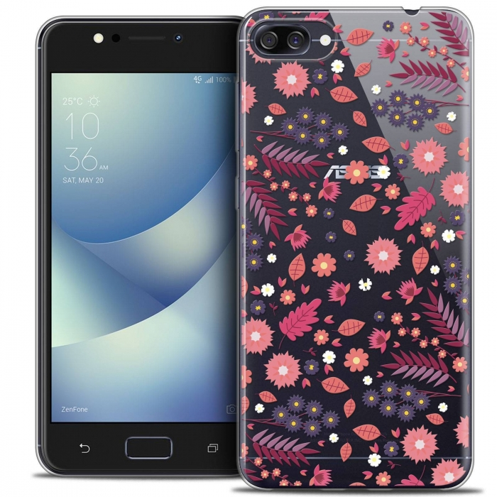 online store 169e3 a7a91 Extra Slim Crystal Gel Asus Zenfone 4 MAX ZC520KL (5.2