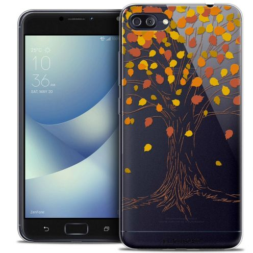 "Coque Crystal Gel Asus Zenfone 4 MAX PLUS / Pro ZC554KL (5.5"") Extra Fine Autumn 16 - Tree"