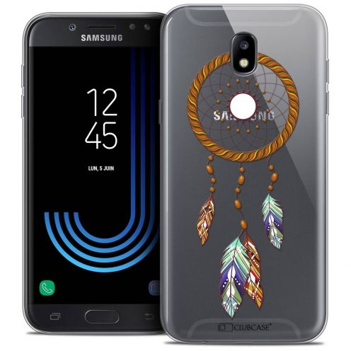 "Coque Crystal Gel Samsung Galaxy J7 2017 J730 (5.5"") Extra Fine Dreamy - Attrape Rêves Shine"