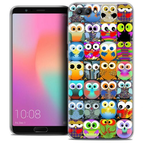 "Coque Crystal Gel Honor View 10 / V10 (6"") Extra Fine Claude - Hibous"