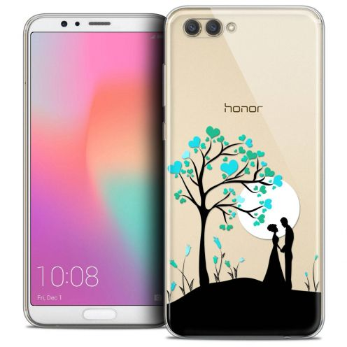 "Coque Crystal Gel Honor View 10 / V10 (6"") Extra Fine Love - Sous l'arbre"