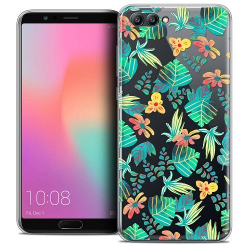 "Coque Crystal Gel Honor View 10 / V10 (6"") Extra Fine Spring - Tropical"