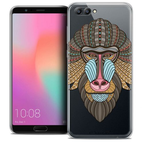 "Coque Crystal Gel Honor View 10 / V10 (6"") Extra Fine Summer - Babouin"