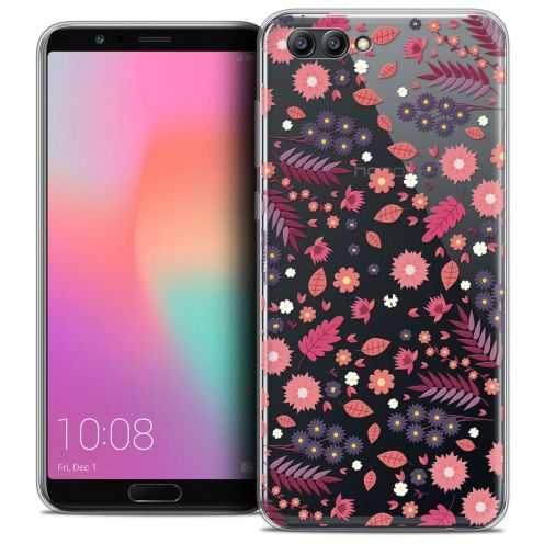 "Coque Crystal Gel Honor View 10 / V10 (6"") Extra Fine Spring - Printemps"