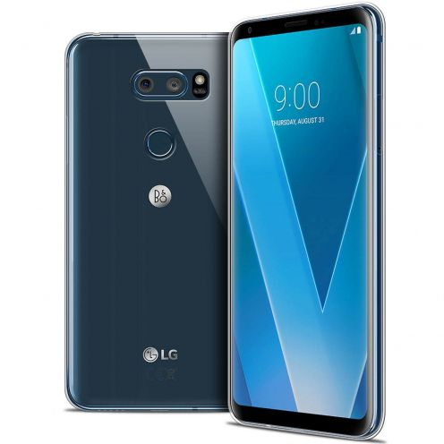 "Coque LG V30 (6"") Extra Fine Souple Crystal Clear"