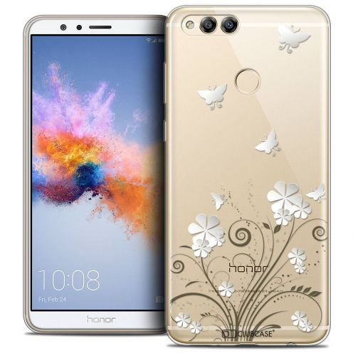 "Coque Crystal Gel Honor 7X (5.9"") Extra Fine Summer - Papillons"
