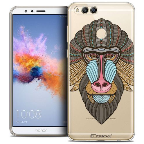 "Coque Crystal Gel Honor 7X (5.9"") Extra Fine Summer - Babouin"