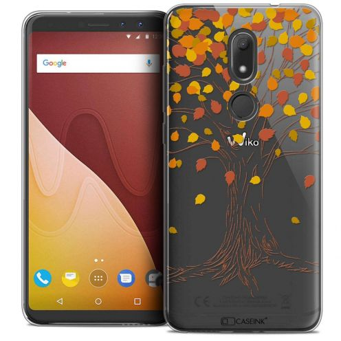 "Coque Crystal Gel Wiko View PRIME (5.7"") Extra Fine Autumn 16 - Tree"
