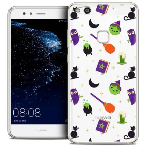"""Coque Crystal Gel Huawei P10 LITE (5.2"""") Extra Fine Halloween - Witch Potter"""