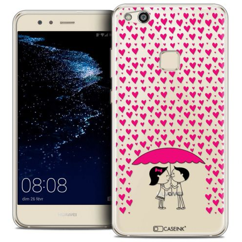 """Coque Crystal Gel Huawei P10 LITE (5.2"""") Extra Fine Love - Pluie d'Amour"""