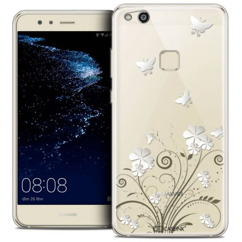 "Coque Crystal Gel Huawei P10 LITE (5.2"") Extra Fine Summer - Papillons"