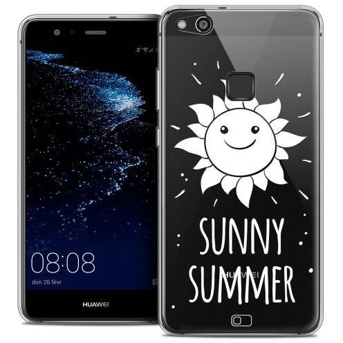 "Coque Crystal Gel Huawei P10 LITE (5.2"") Extra Fine Summer - Sunny Summer"