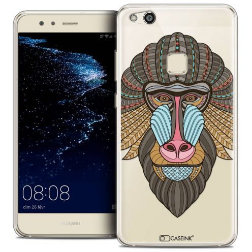 "Coque Crystal Gel Huawei P10 LITE (5.2"") Extra Fine Summer - Babouin"