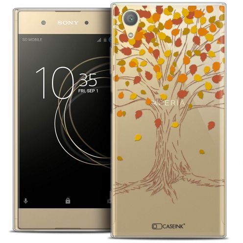 "Coque Crystal Gel Sony Xperia XA1 PLUS (5.5"") Extra Fine Autumn 16 - Tree"