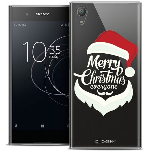 "Coque Crystal Gel Sony Xperia XA1 PLUS (5.5"") Extra Fine Noël 2017 - Merry Everyone"