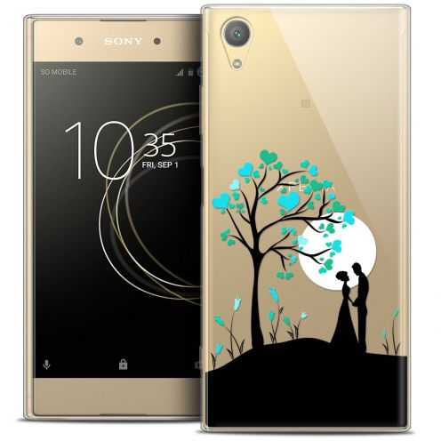 "Coque Crystal Gel Sony Xperia XA1 PLUS (5.5"") Extra Fine Love - Sous l'arbre"