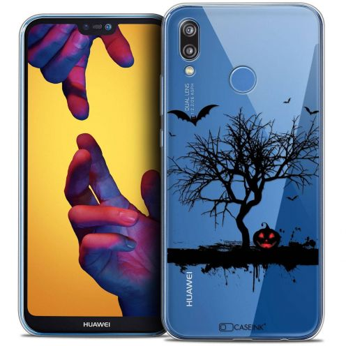 "Coque Crystal Gel Huawei P20 LITE (5.84"") Extra Fine Halloween - Devil's Tree"