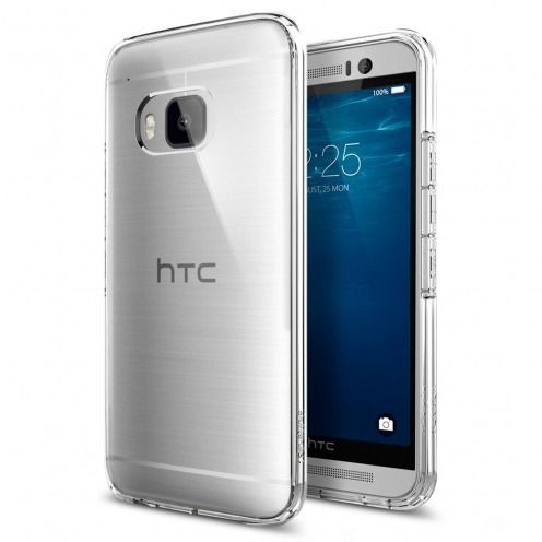 SGP Spigen® Ultra Hybrid Series Crystal Clear Case for HTC One M9