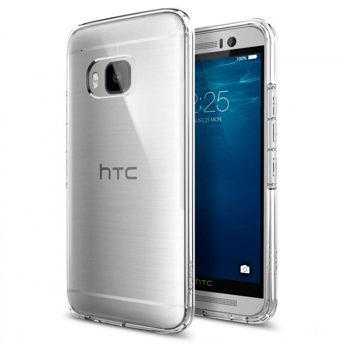 the latest 8c1b9 bd410 SGP Spigen® Ultra Hybrid Series Crystal Clear Case for HTC One M9
