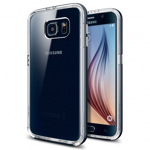 SGP Spigen® Neo Hybrid Series Metal Slate Case for Galaxy S6