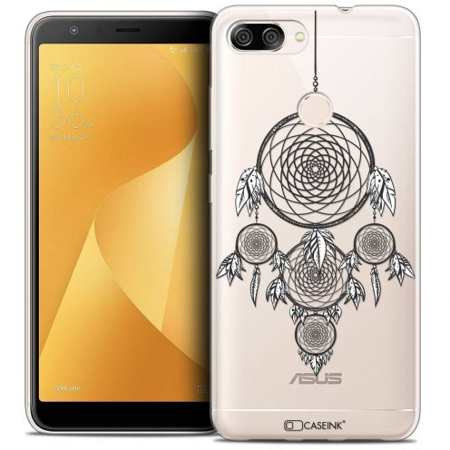 "Coque Crystal Gel Asus Zenfone Max Plus (M1) ZB570TL (5.7"") Extra Fine Dreamy - Attrape Rêves NB"