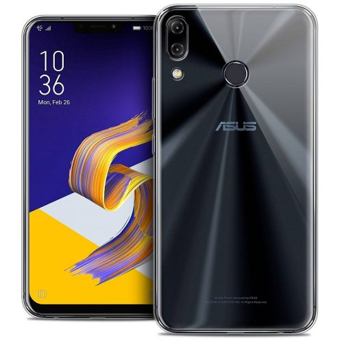 "Coque Asus Zenfone 5z ZS620KL (6.2"") Extra Fine Souple Crystal Clear"
