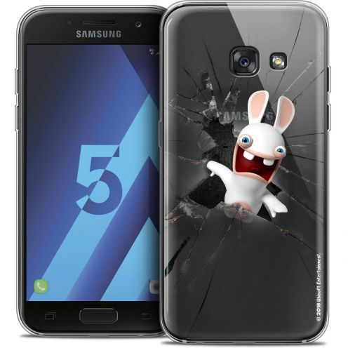 Coque Samsung Galaxy A5 2017 (A520) Extra Fine Lapins Crétins™ - Breaking Glass
