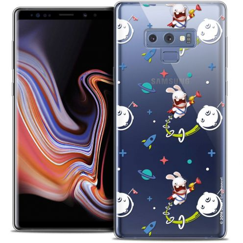 "Coque Gel Samsung Galaxy Note 9 (6.4"") Extra Fine Lapins Crétins™ - Space 2"