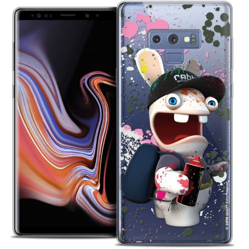 "Coque Gel Samsung Galaxy Note 9 (6.4"") Extra Fine Lapins Crétins™ - Painter"