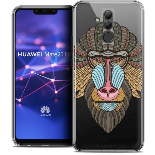 "Coque Crystal Gel Huawei Mate 20 Lite (6.3"") Extra Fine Summer - Babouin"