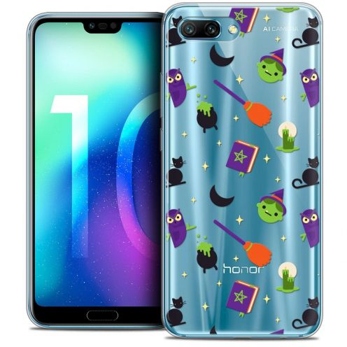 """Coque Crystal Gel Huawei Honor 10 (5.8"""") Extra Fine Halloween - Witch Potter"""